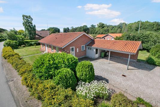 Villa på Lindå Møllevej i Skødstrup - Ejendom 1