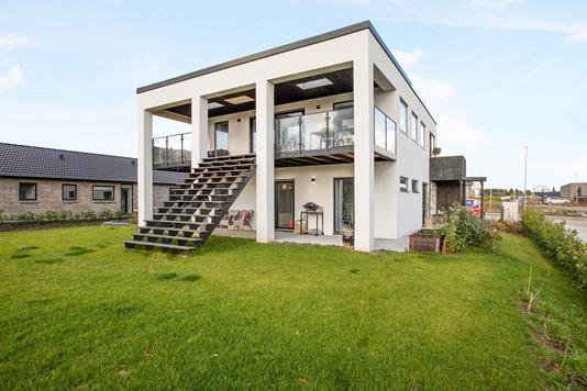 Villa på Fruenshave i Skødstrup - Ejendom 1