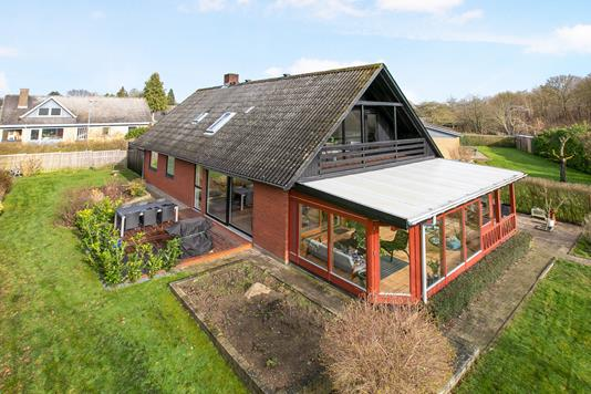 Villa på Safirvej i Skødstrup - Ejendom 1