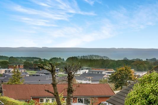 Villa på Grenåvej i Skødstrup - Udsigt