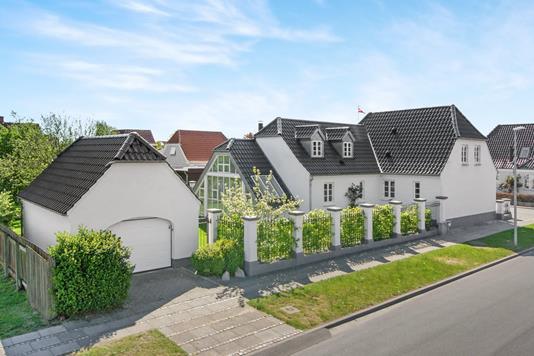 Villa på Terpagersvej i Ribe - Ejendommen
