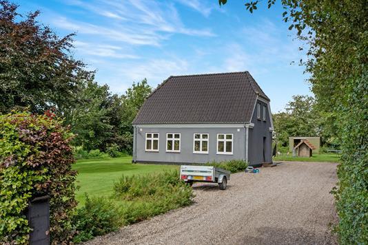 Villa på Gaden i Ribe - Ejendommen