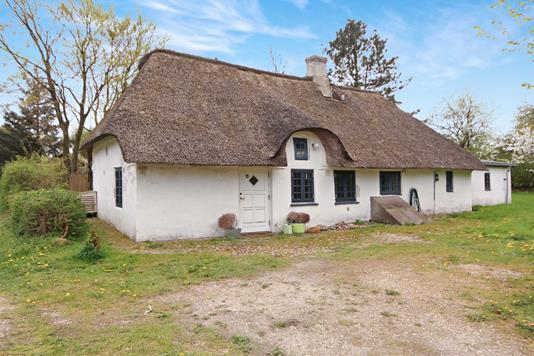 Villa på Vilslevvej i Gredstedbro - Ejendommen