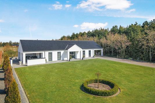 Villa på Heides Fenne i Ribe - Ejendommen