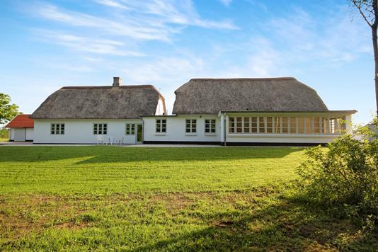 Villa på Bjørnkærvej i Ribe - Ejendommen