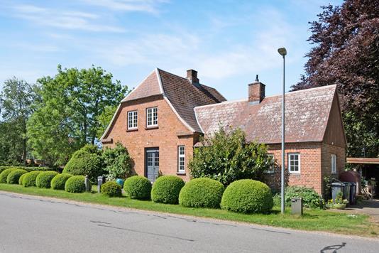 Villa på Hømvej i Ribe - Ejendommen