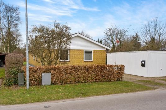 Villa på Lundgaardsvej i Ribe - Ejendommen