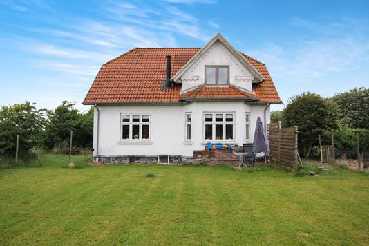 Villa på Refshedevej i Bramming - Ejendommen