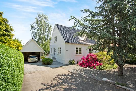 Villa på Plantagevej i Ribe - Ejendommen