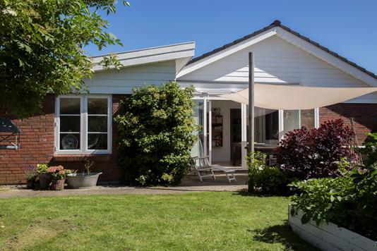 Villa på Lyngtoft i Ribe - Ejendommen