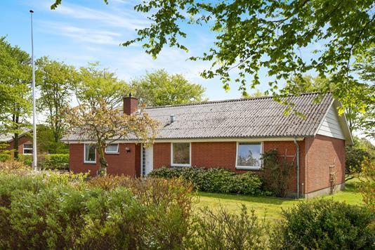 Villa på Enderupvej i Ribe - Ejendommen
