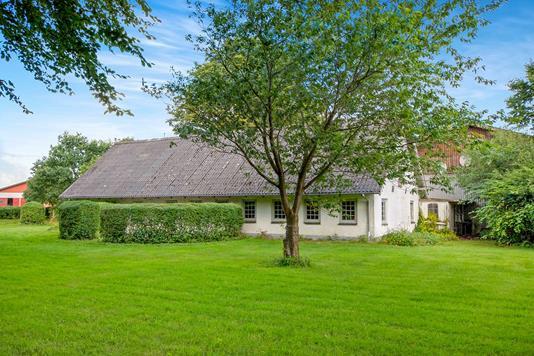 Villa på Sørendalsvej i Ribe - Have