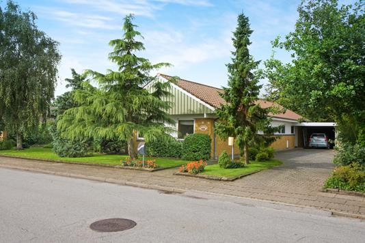 Villa på Falkevej i Ribe - Ejendommen