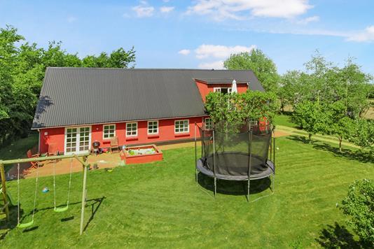 Villa på Forbrovej i Gredstedbro - Ejendommen