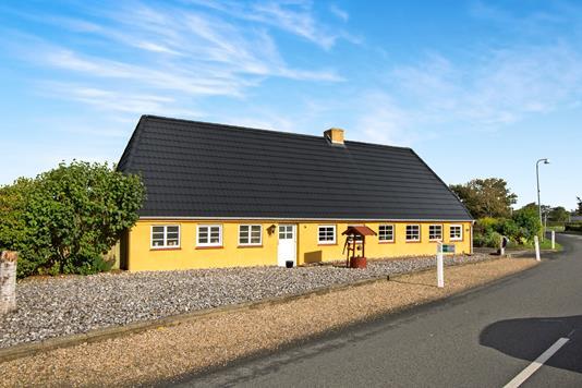 Villa på Gørdingvej i Gredstedbro - Ejendommen