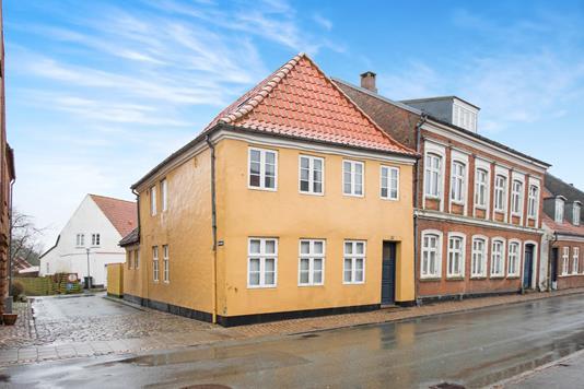 Ejerlejlighed på Sønderportsgade i Ribe - Ejendommen