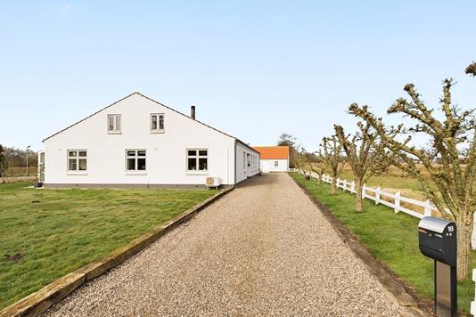 Villa på Stampemøllevej i Ribe - Ejendommen