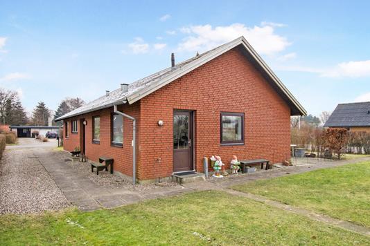 Villa på Rønnevej i Ribe - Ejendommen