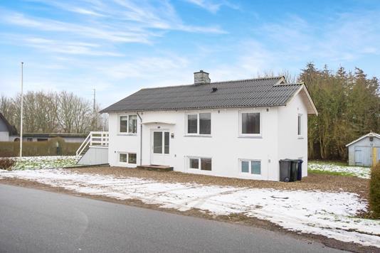 Villa på Roagervej i Ribe - Ejendommen