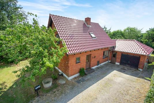 Villa på Darumvej i Gredstedbro - Ejendommen