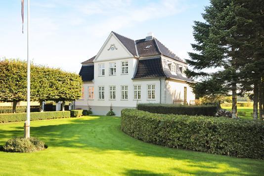 Villa på Kongeåvej i Gredstedbro - Ejendommen