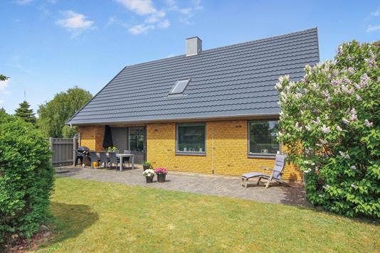 Villa på Broager i Ribe - Ejendommen