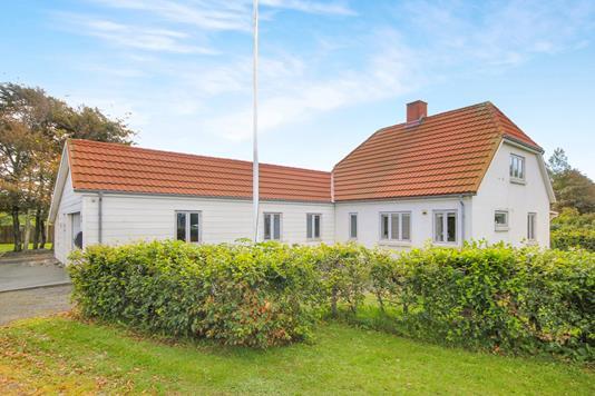 Villa på Ribevej i Ribe - Ejendommen