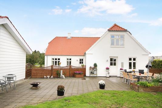 Villa på Jedstedvej i Ribe - Ejendommen