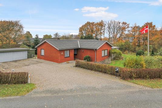 Villa på Ll Roagervej i Ribe - Ejendommen