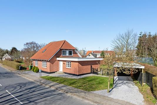 Villa på Plougstrupvej i Gredstedbro - Ejendom 1