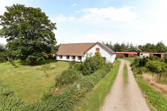 Villa på Hjortvadvej i Ribe - Ejendommen