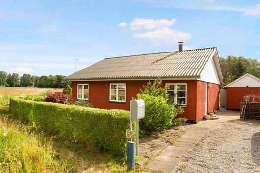 Villa på Haulundvej i Ribe - Ejendommen
