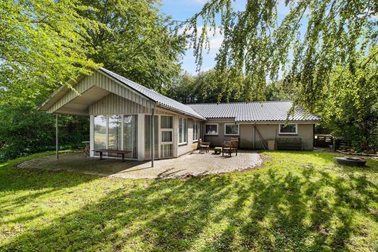 Villa på Jedsted Bjerge Vej i Gredstedbro - Ejendommen
