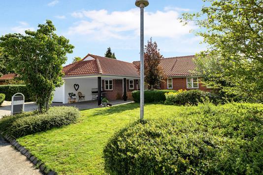 Villa på Engparken i Ribe - Ejendommen
