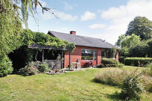 Villa på Snagestræde i Tranekær - Ejendommen