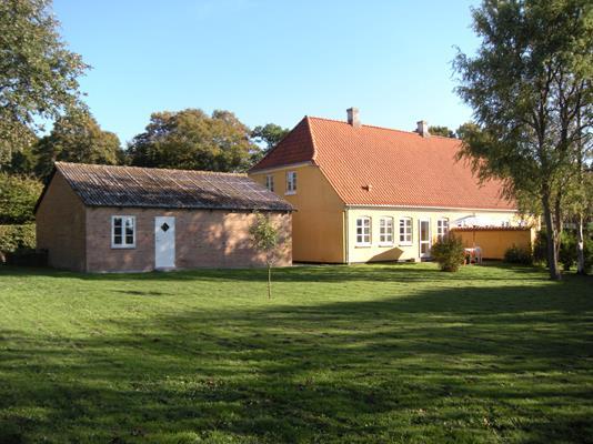 Rækkehus på Simmerbølle Kirkevej i Rudkøbing - Andet