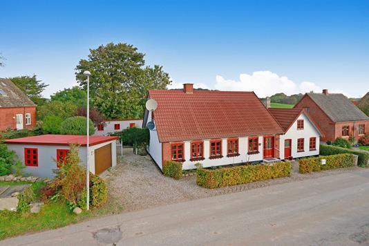 Villa på Ourevej i Humble - Mastefoto
