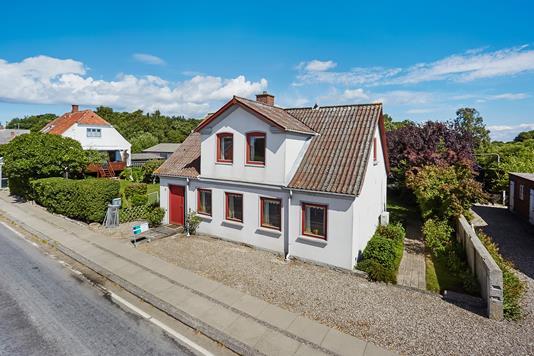 Villa på Bøstrupvej i Tranekær - Mastefoto