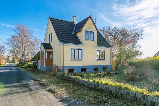 Villa på Fuglsbøllevejen i Rudkøbing - Udendørs