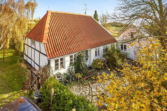 Villa på Ristingevej i Humble - Mastefoto