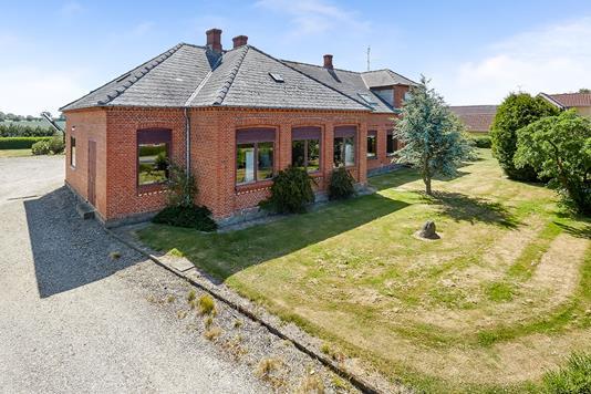 Villa på Humblevej i Humble - Mastefoto