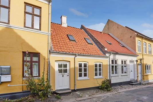 Villa på Ramsherred i Rudkøbing - Ejendommen