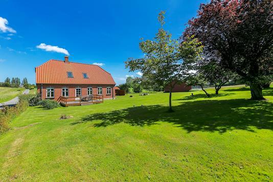 Villa på Vindebyvej i Rudkøbing - Udendørs
