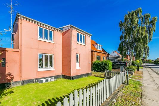 Villa på Rolighedsvej i Rudkøbing - Ejendommen