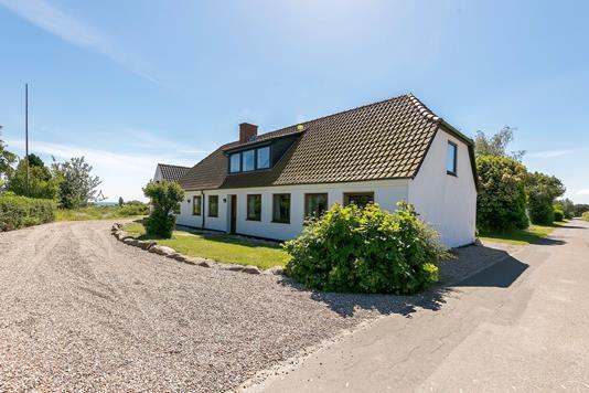 Villa på Snøde Udflyttervej i Tranekær - Udendørs