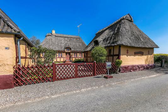 Villa på Vindebyvej i Rudkøbing - Ejendommen