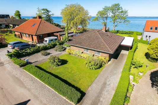 Villa på Vestervænget i Tranekær - Udendørs