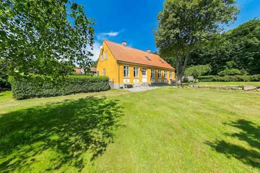 Villa på Sønderskovvej i Tranekær - Udendørs