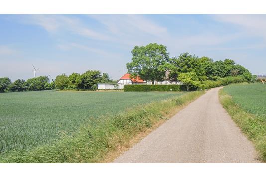 Villa på Spodsbjergvej i Rudkøbing - Ejendommen