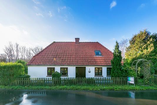 Villa på Hesselbjergvej i Tranekær - Udendørs
